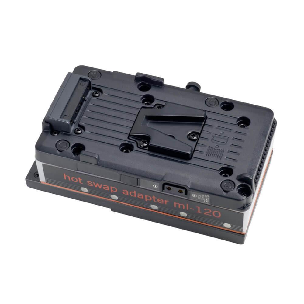 The Movie Lot Batteries Bebop Hot Swap ML-120/V