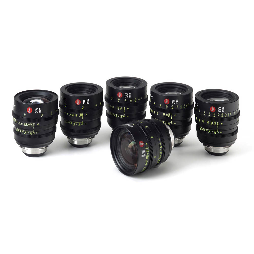 The Movie Lot Lenses Leica Summicron T20
