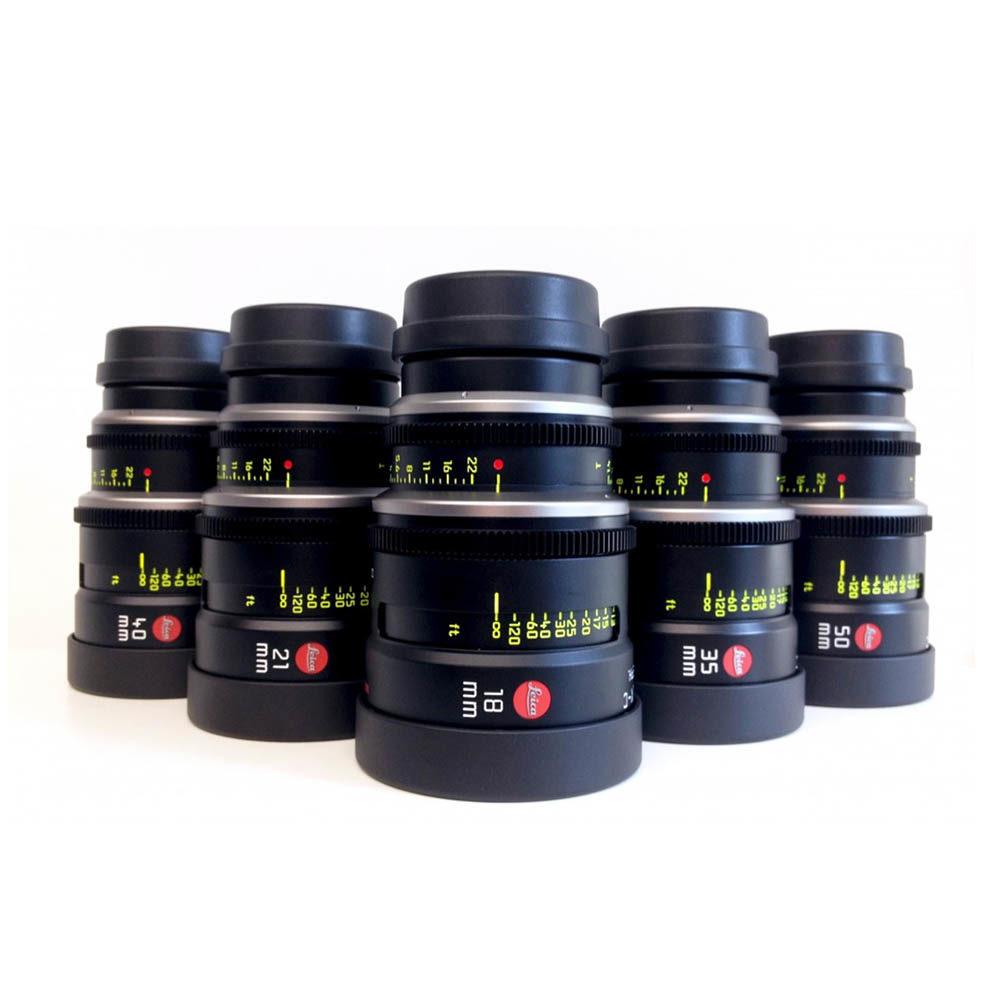 The Movie Lot Lenses Leica Summilux T14 Top
