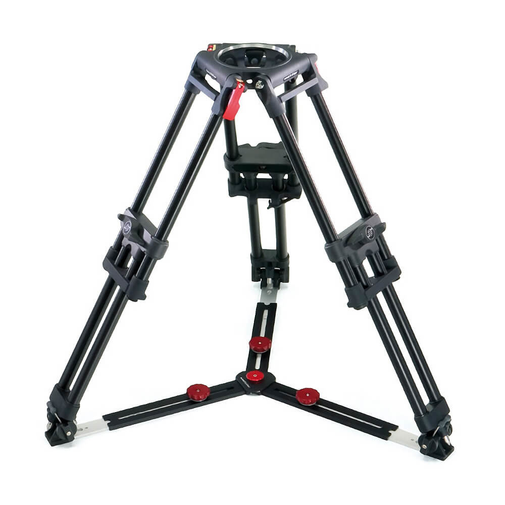 The Movie Lot Tripod Sachtler Cine Legs Long Medium HiHat 150mm