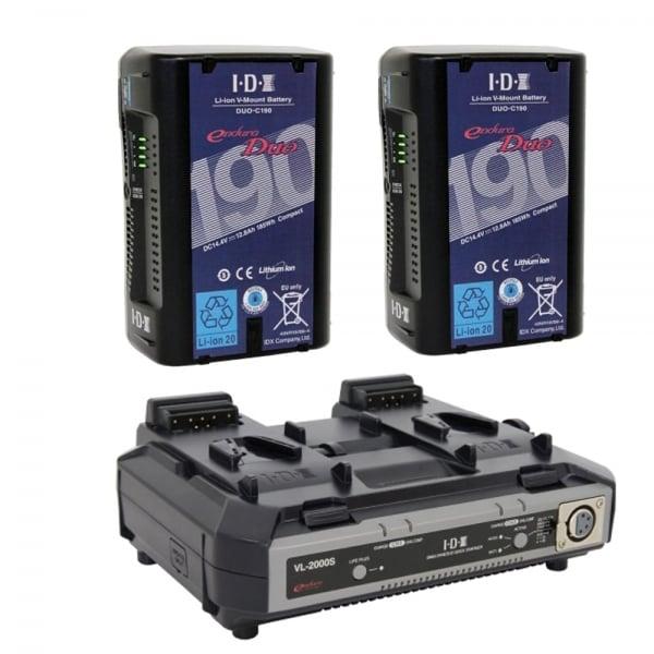 Idx Duo C190